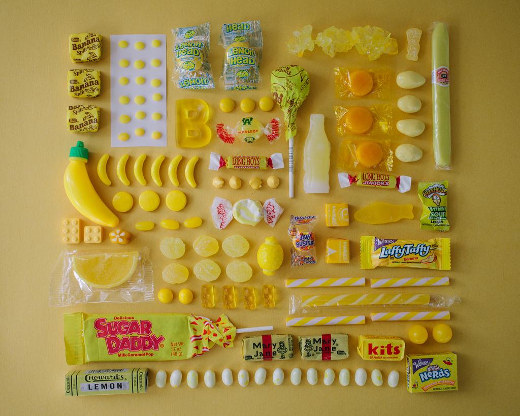 Палитра сладостей