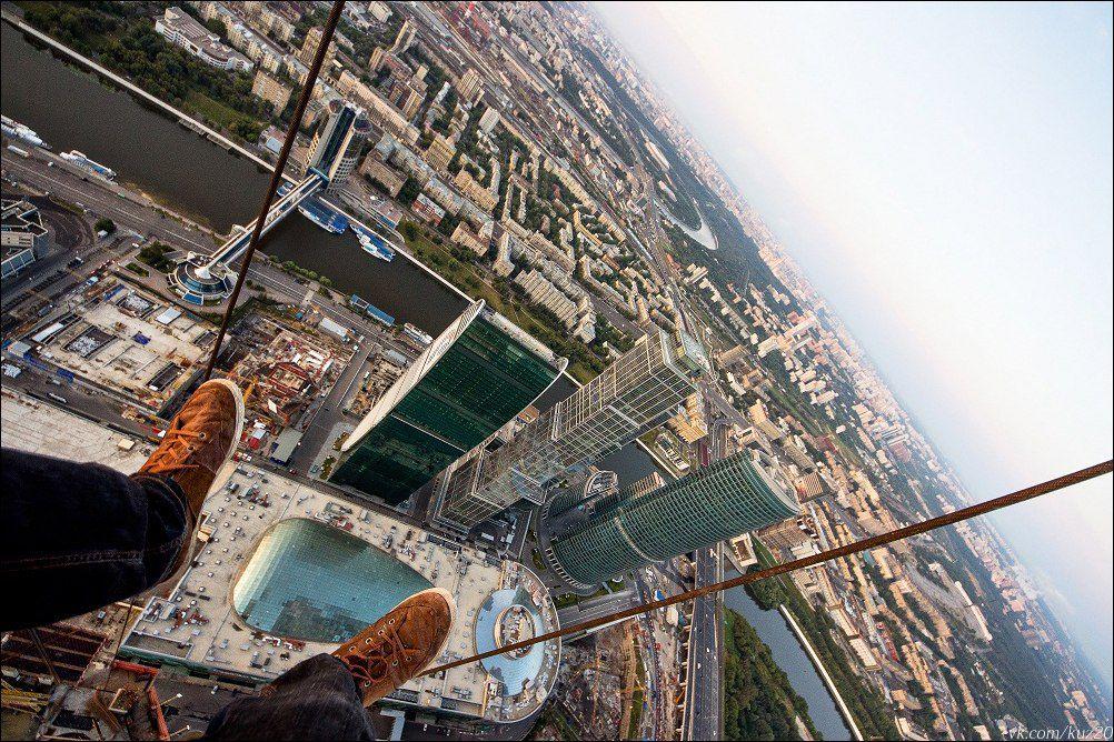 Жизнь на высоте