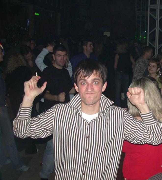 Клабберы из ночных клубов