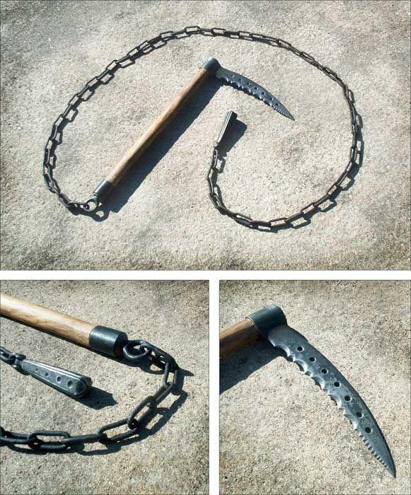 Оружие для зомби-апокалипсиса