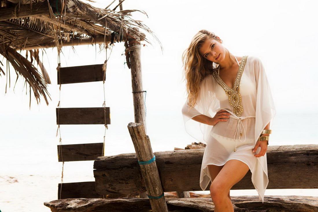 Nina Agdal – Bikini Photoshoot