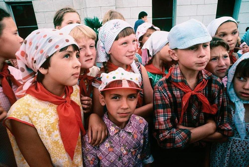 СССР в цвете