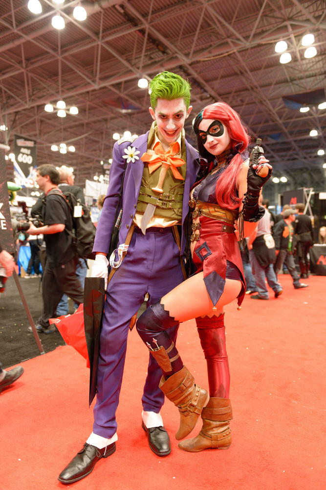 Cosplay From New York Comic Con