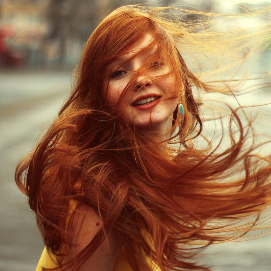 Реальные фотографии рыжих девок 15 фотография