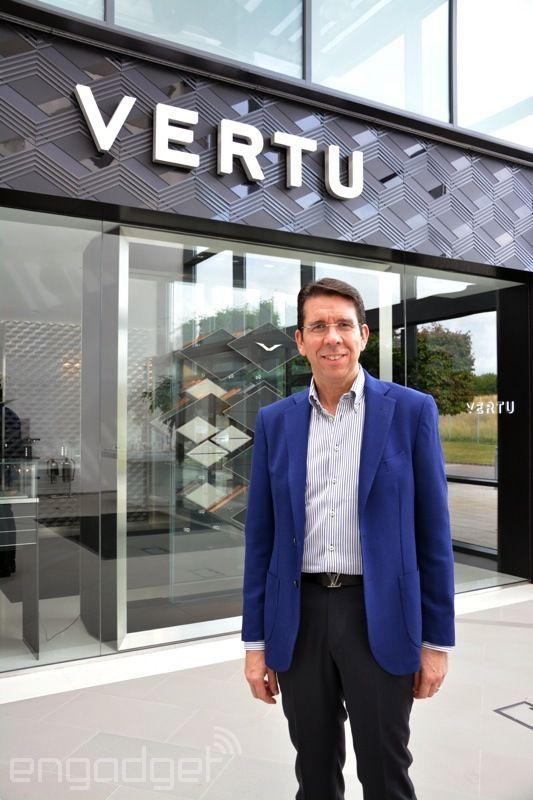 Экскурсия в мастерскую Vertu