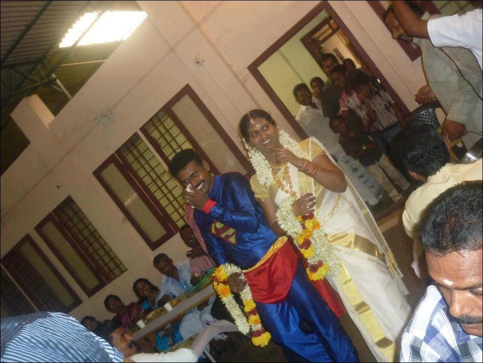 Прикольные свадебные снимки