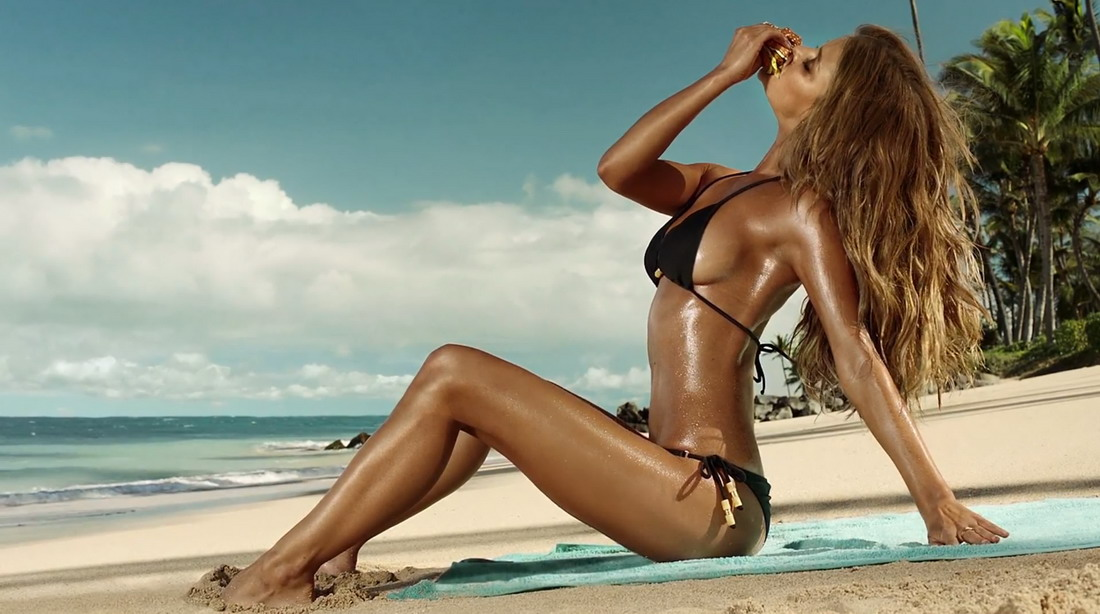Nina Agdal Bikini Photoshoot