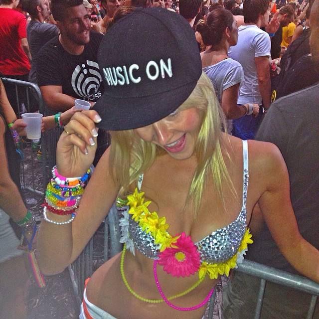 ������� �� Ultra Music Festival 2014