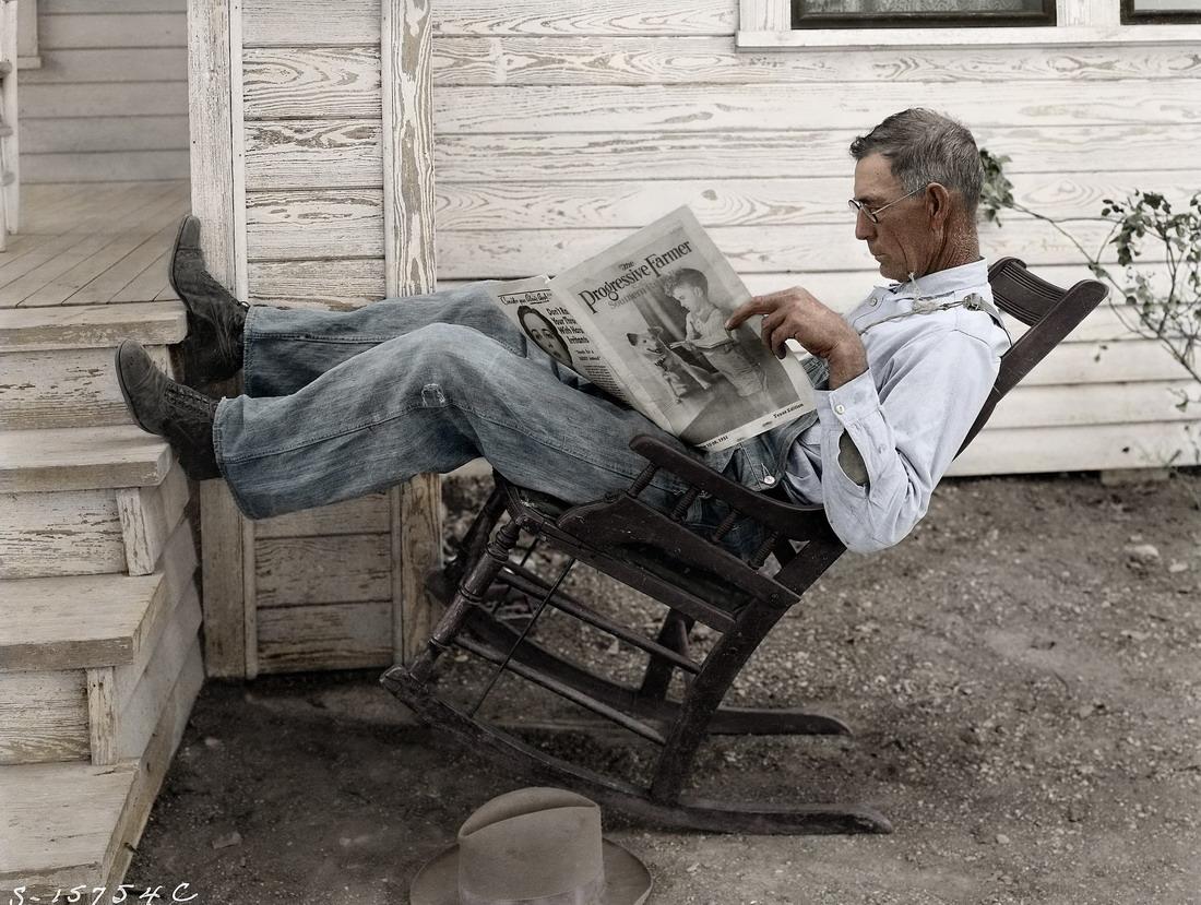 Новая жизнь старых фотографий