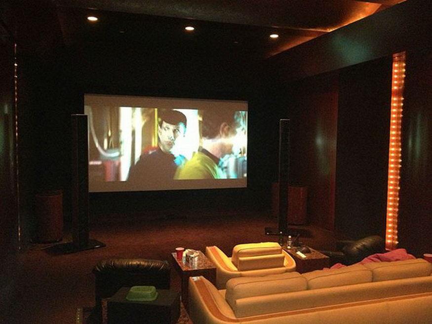 Персональные домашние кинотеатры