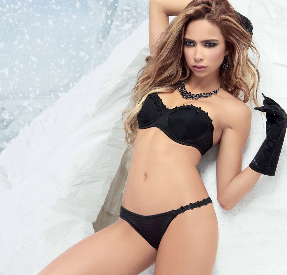 Catalina Otalvaro – Maia Lingerie Photoshoot