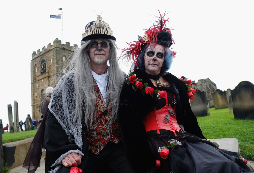 Фестиваль Whitby Gothic Weekend