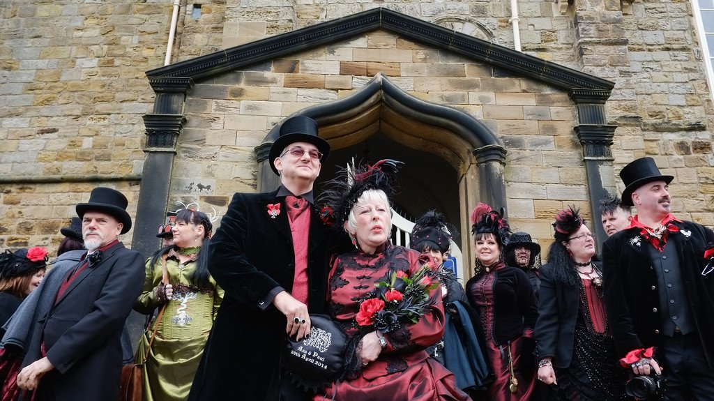 ��������� Whitby Gothic Weekend