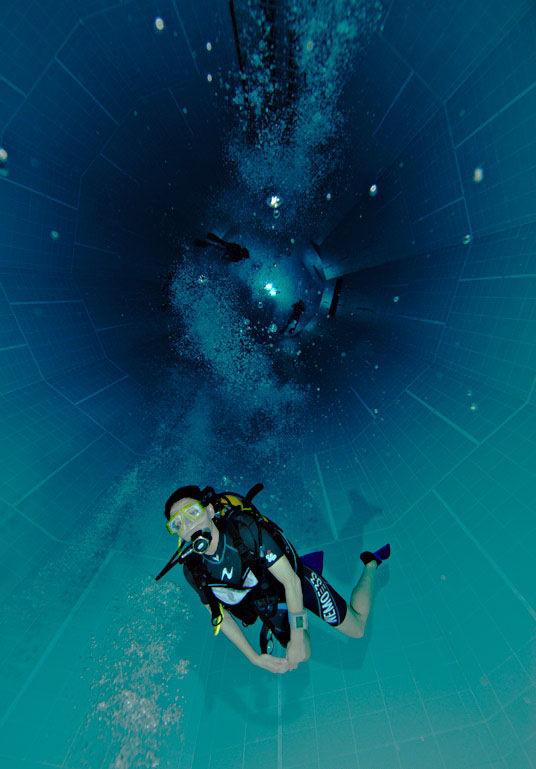 Nemo 33 - ����� �������� ������� � ����