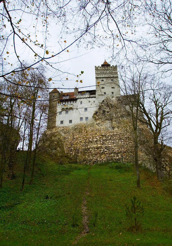 Замок Дракулы