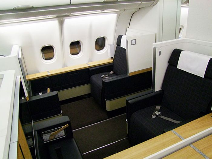 Полеты первым классом