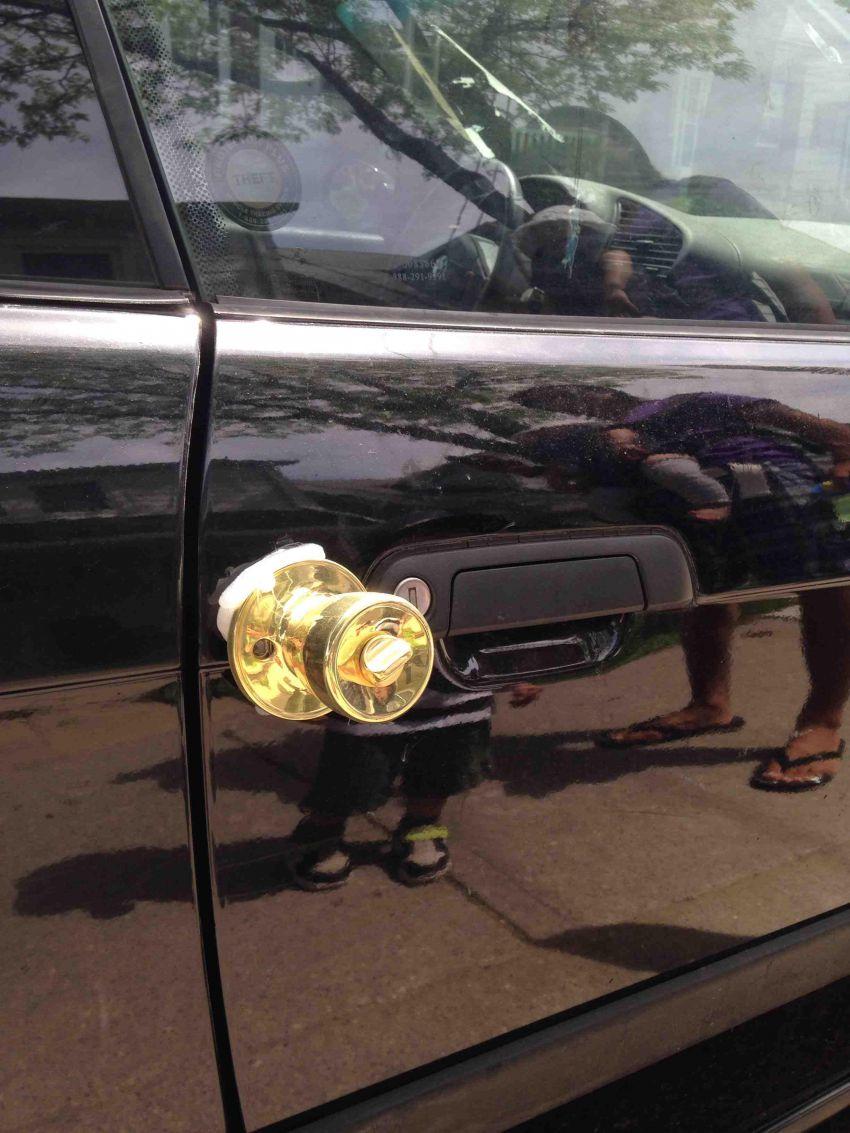 Подборка автомобильных приколов