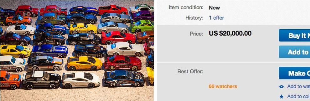 Дешевые детские игрушки, которые сейчас можно продать за хорошие деньги