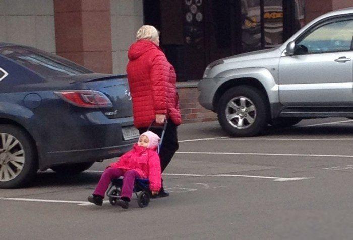 Такое бывает только в России