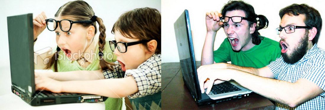 Stocking - свежая вирусная мания Интернета