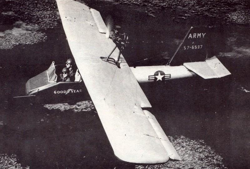 Самые странные летательные аппараты