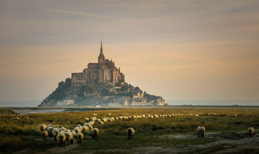 20 знаменитых замков в которых хочется побывать