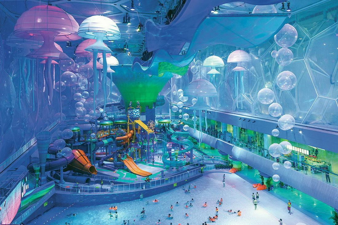 15 лучших аквапарков в мире