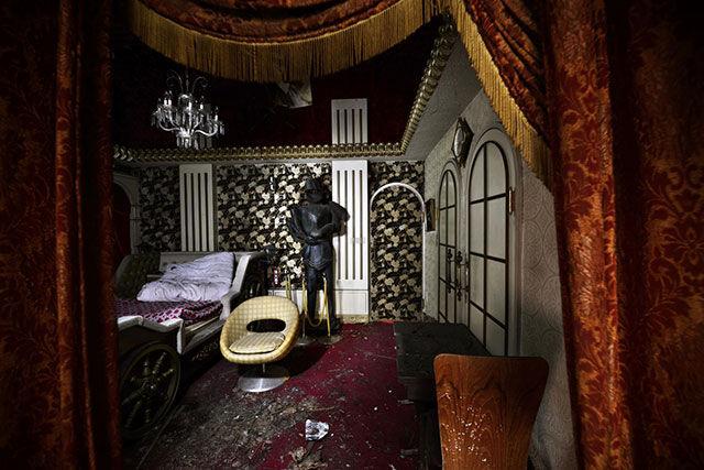 Необычный отель для влюбленных в Японии