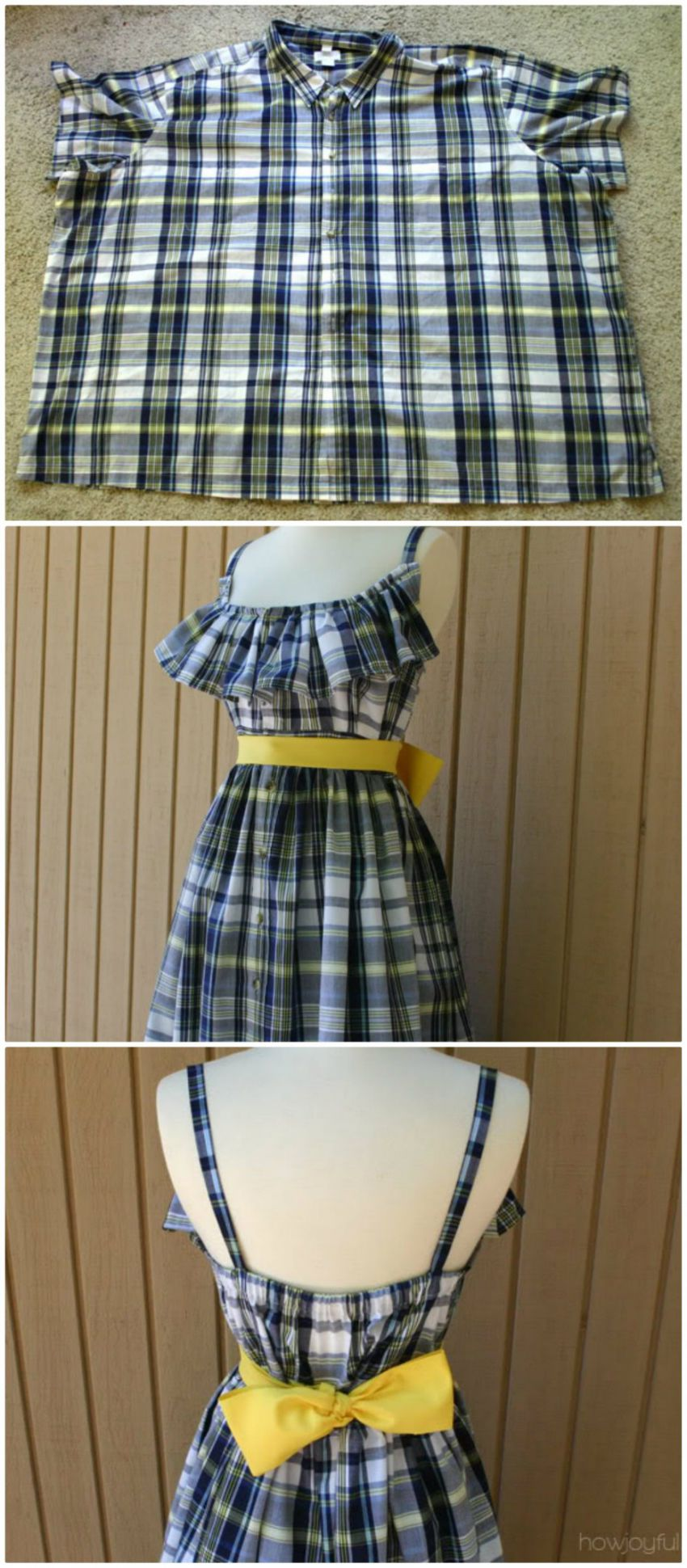 Что можно сделать из старой одежды