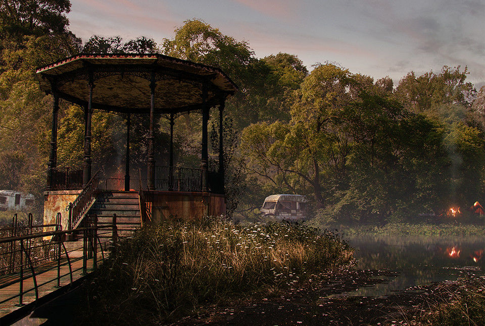 ��� ����� ������������ � The Last of Us
