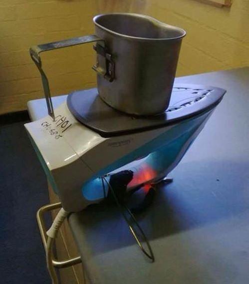 Чудеса изобретательности бедных студентов