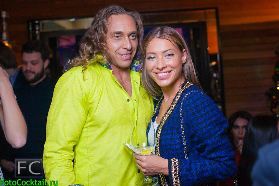 Гламурные посетители российских ночных клубов