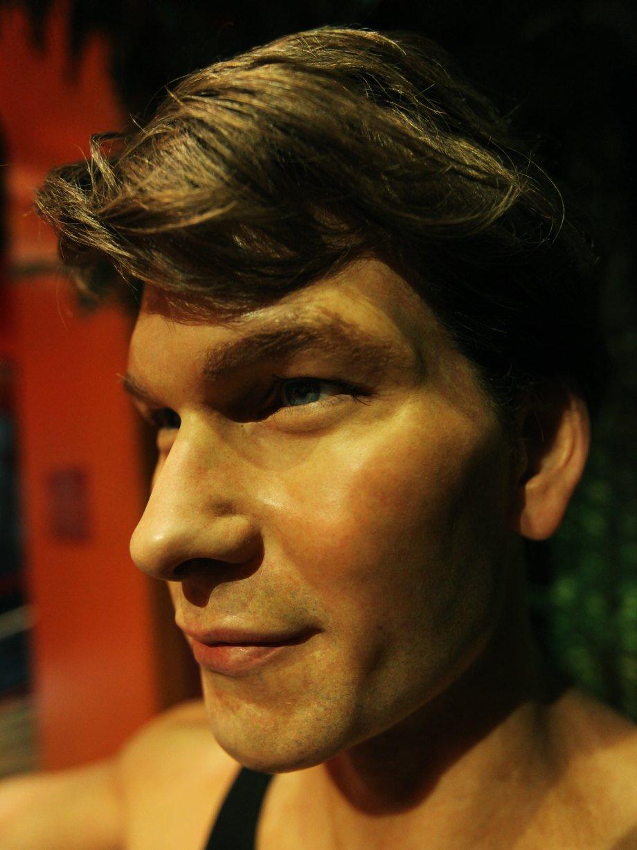Восковые фигуры и портреты из Голливудского музея мадам Тюссо