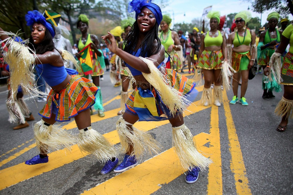 Ежегодный West Indian Day Parade