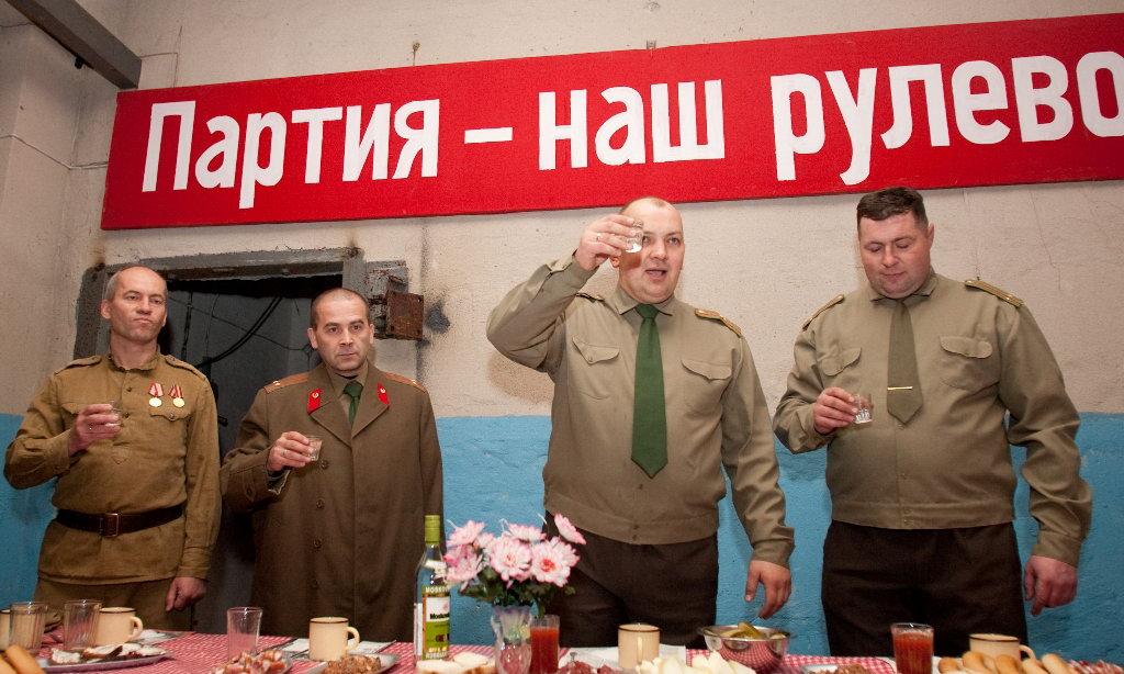 Советский бункер в Литве