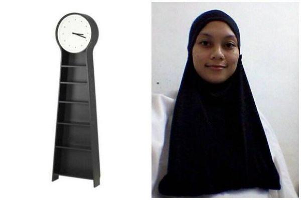 Малайцы косплеят мебель