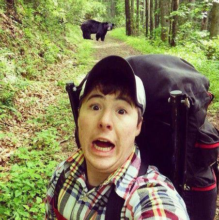 Безумный Selfie мир