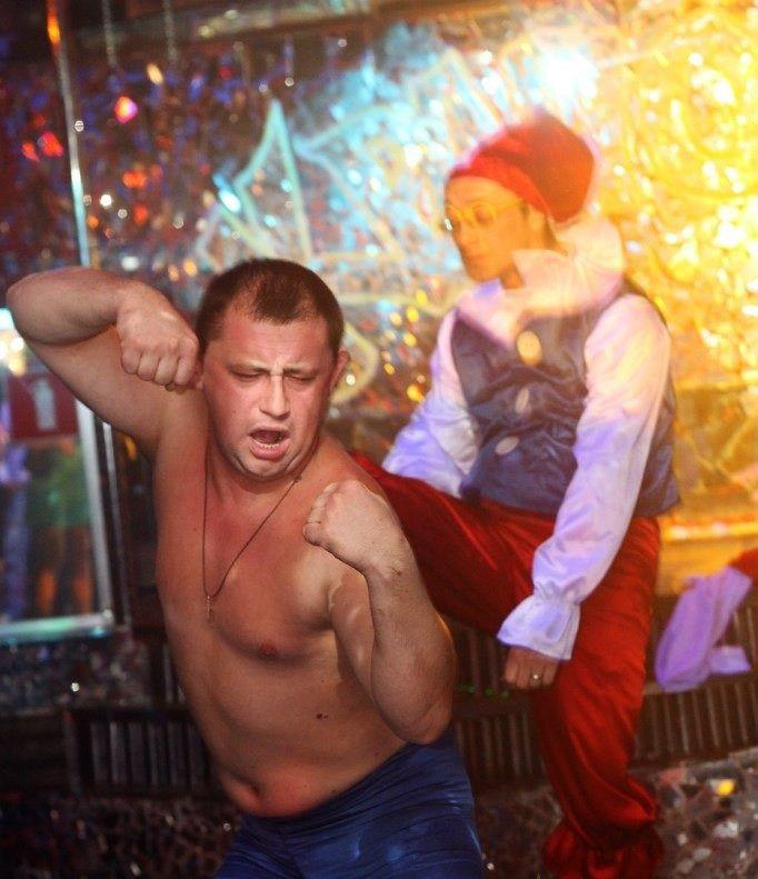 Фотоподборка из ночных клубов России