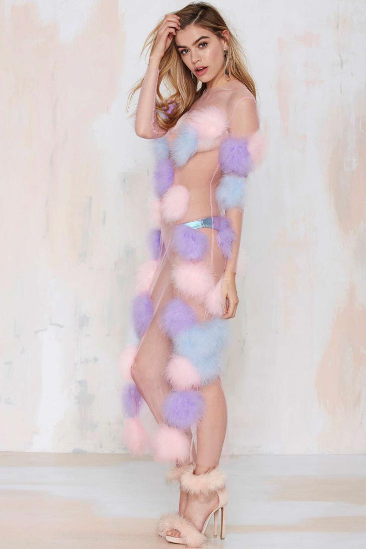Очередное платье взорвало интернет