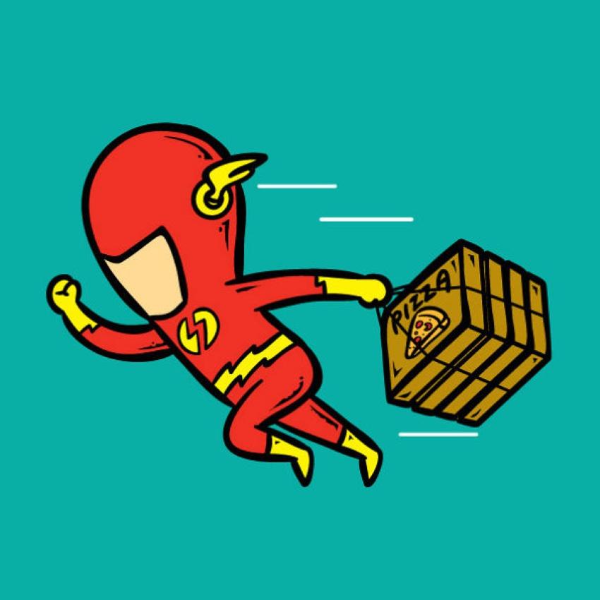 Дополнительный заработок супергероев