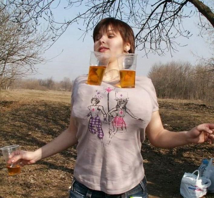 Отдых на природе по-русски