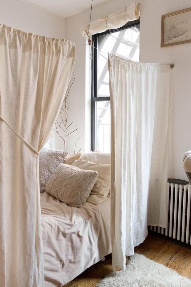 Отличные идеи обустройства небольших комнат