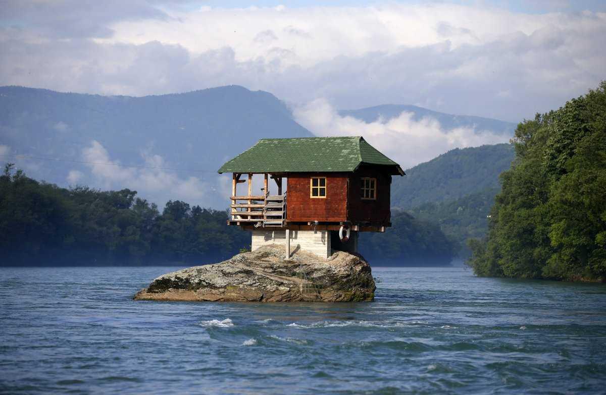 Самые странные дома