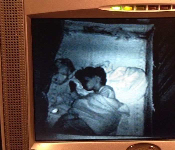 Ужас из детских комнат