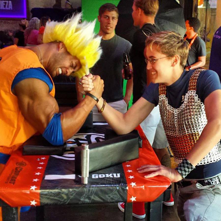 Лучшие моменты с Comic Con 2015