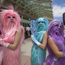 ������ ������� � Comic Con 2015