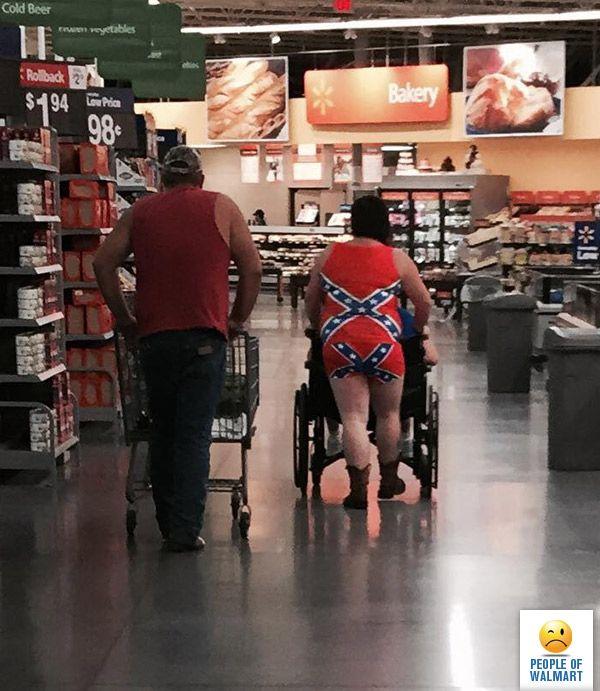 Модники из американских супермаркетов