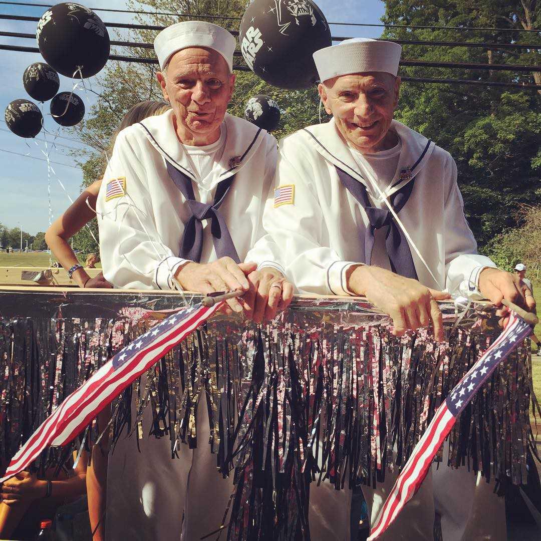 фестиваль близнецов в Твинсбурге