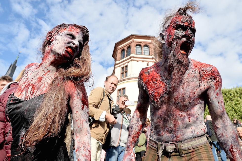 Зомби в Германии
