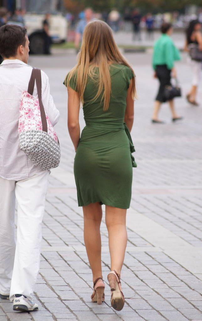 Sexy girls on the streets